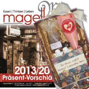 Eines der vielen Geschenk-Vorschläge in dem neuen Präsente-Katalog aus dem magellan-store. Hier gleich kostenlos bestellen >>>>