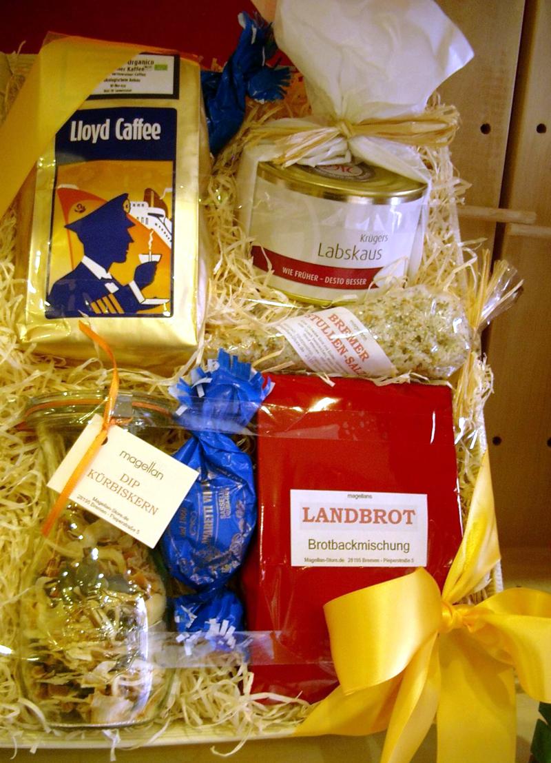Knipp + Labskaus als Geschenk aus Bremen   magellan Store